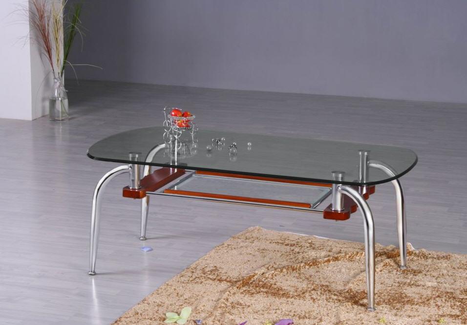 Стеклянная мебель и безопасность