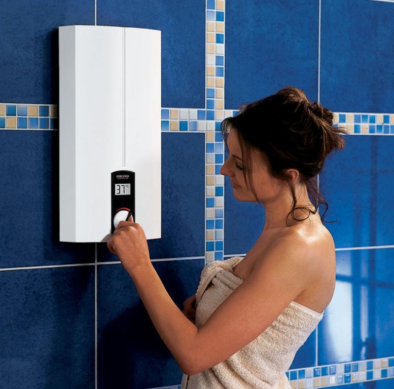 Водонагреватели: основные типы и свойства водонагревателей