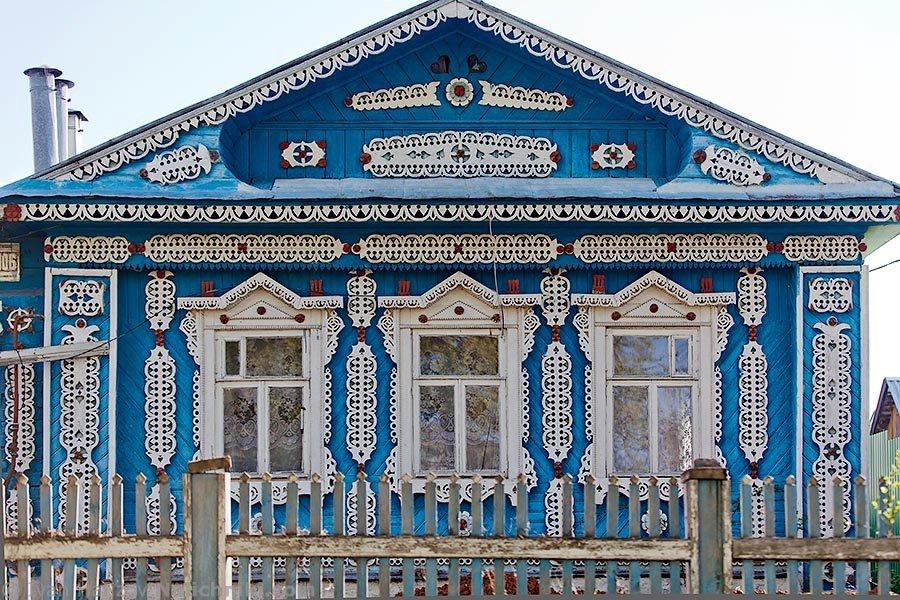 архитектура в старорусском стиле