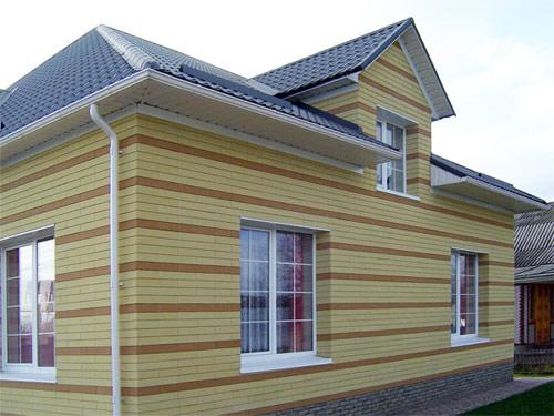 Вентилируемые фасады и их основные свойства