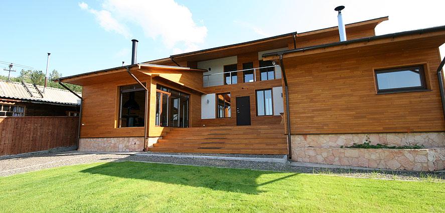 Особенности технологии деревянно-каркасного строительства