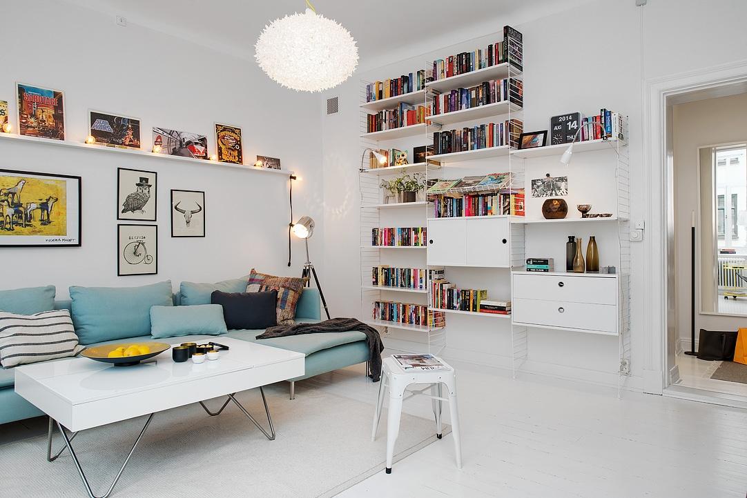 apartment-Scandinavian-design