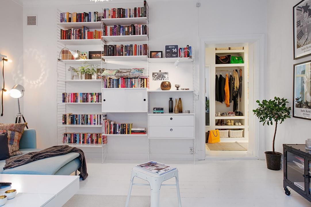 apartment-Scandinvian-interior