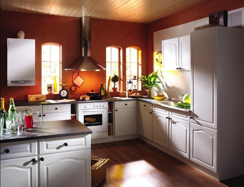 Газовый котел на кухне - можно ли устанавливать?