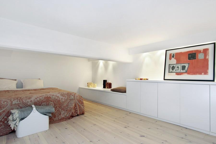Апартаменты в стиле лофт в живописном пригороде Стокгольма