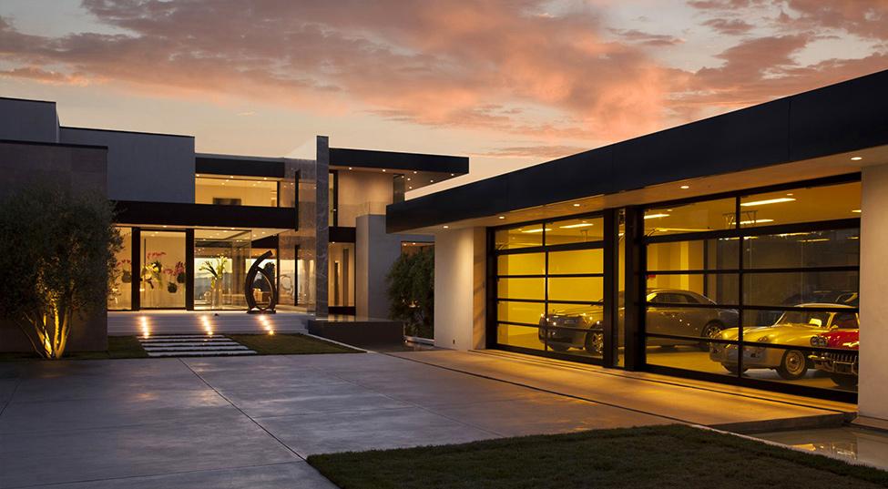 Резиденция Sunset Strip в Лос-Анджелесе
