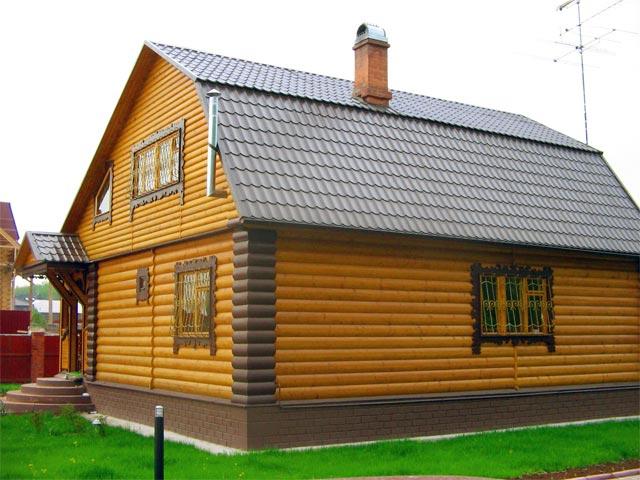 Как обшить старый дом, какой материал лучше использовать?