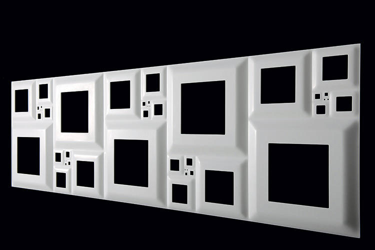 Декоративные панели из коллекции 3D, Dupont Corian