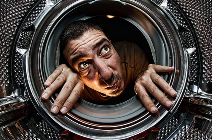Ремонт стиральных машин - основные неисправности