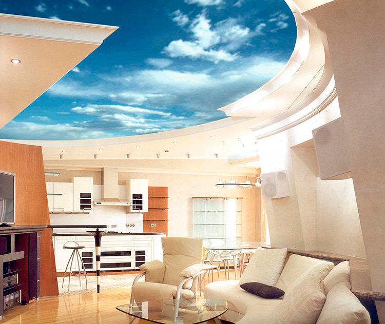 Натяжной потолок - мода или современная необходимость?