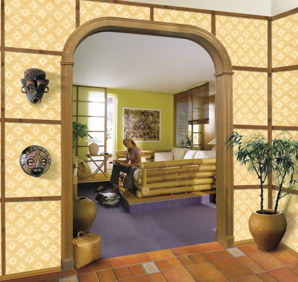 Арки как альтернатива традиционной двери