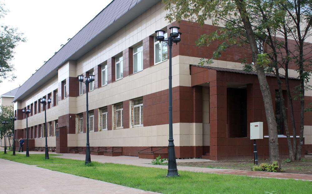 Применение керамогранита в облицовке фасадов