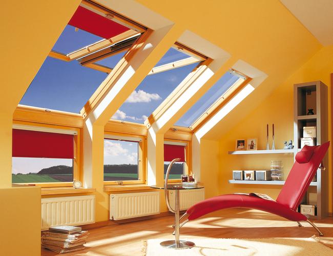 Выбираем мансардные окна: на что обратить внимание