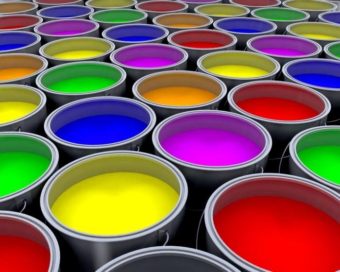 Резиновые-краски