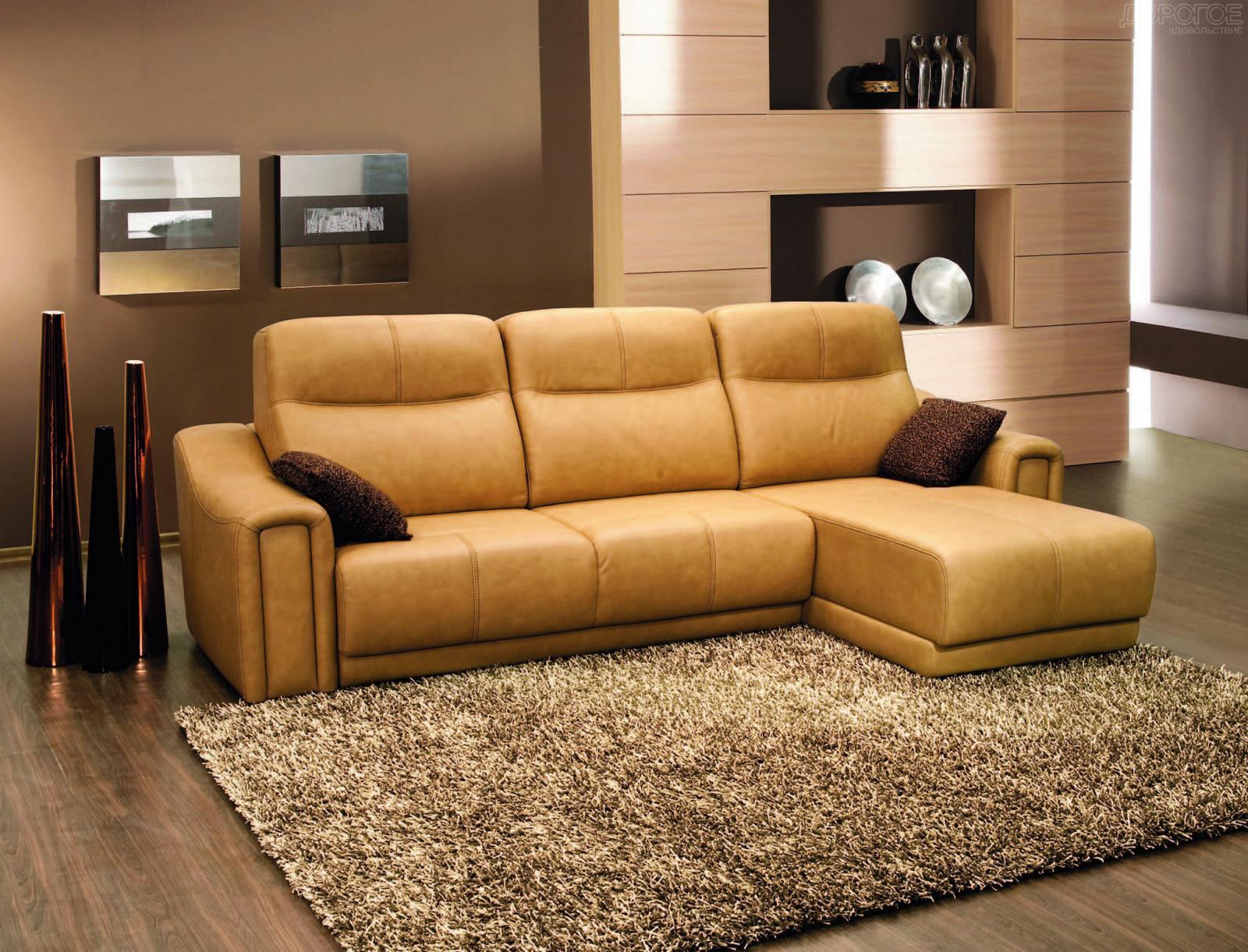 Ассортимент мягкой мебели