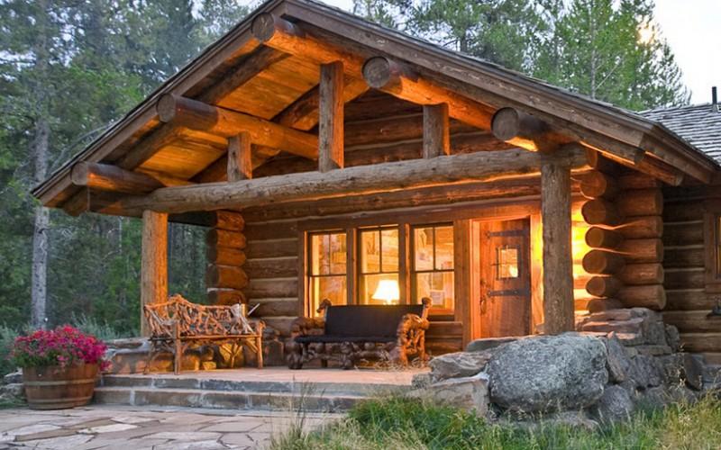 Преимущества деревянного бревенчатого дома