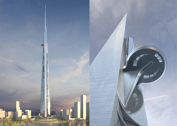 Jeddah Tower: самое высокое здание мира
