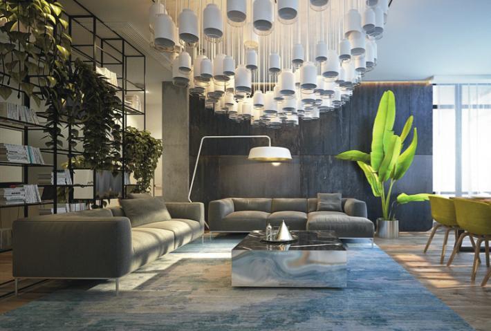 В декабре на аренду элитной недвижимости Киева потратили 44 тыс. долларов США