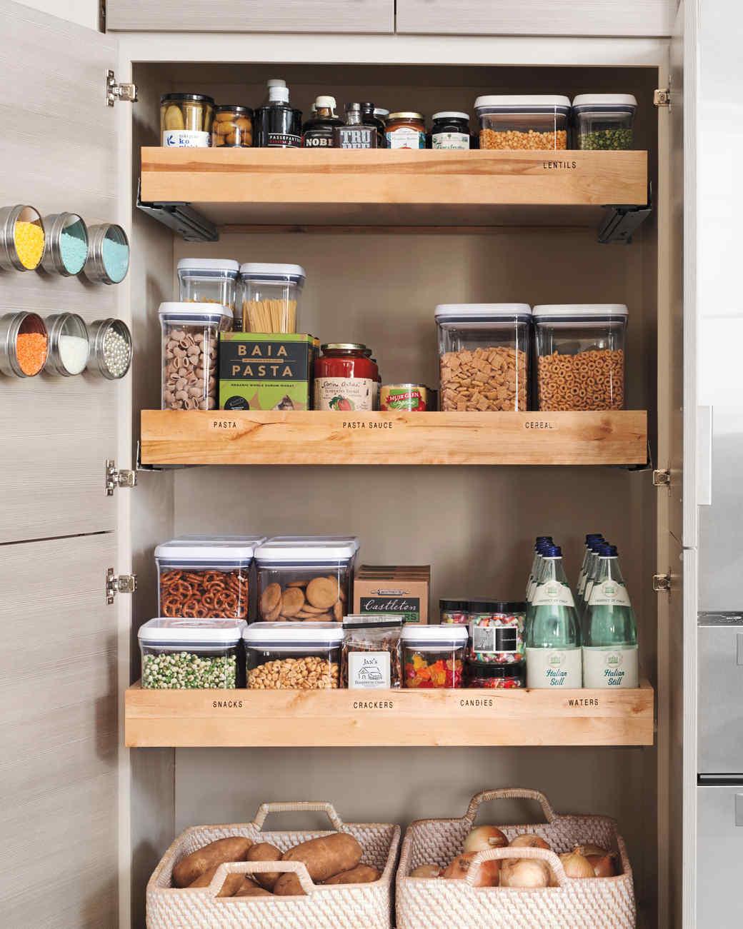 Обустройство дополнительной полезной площади на кухне