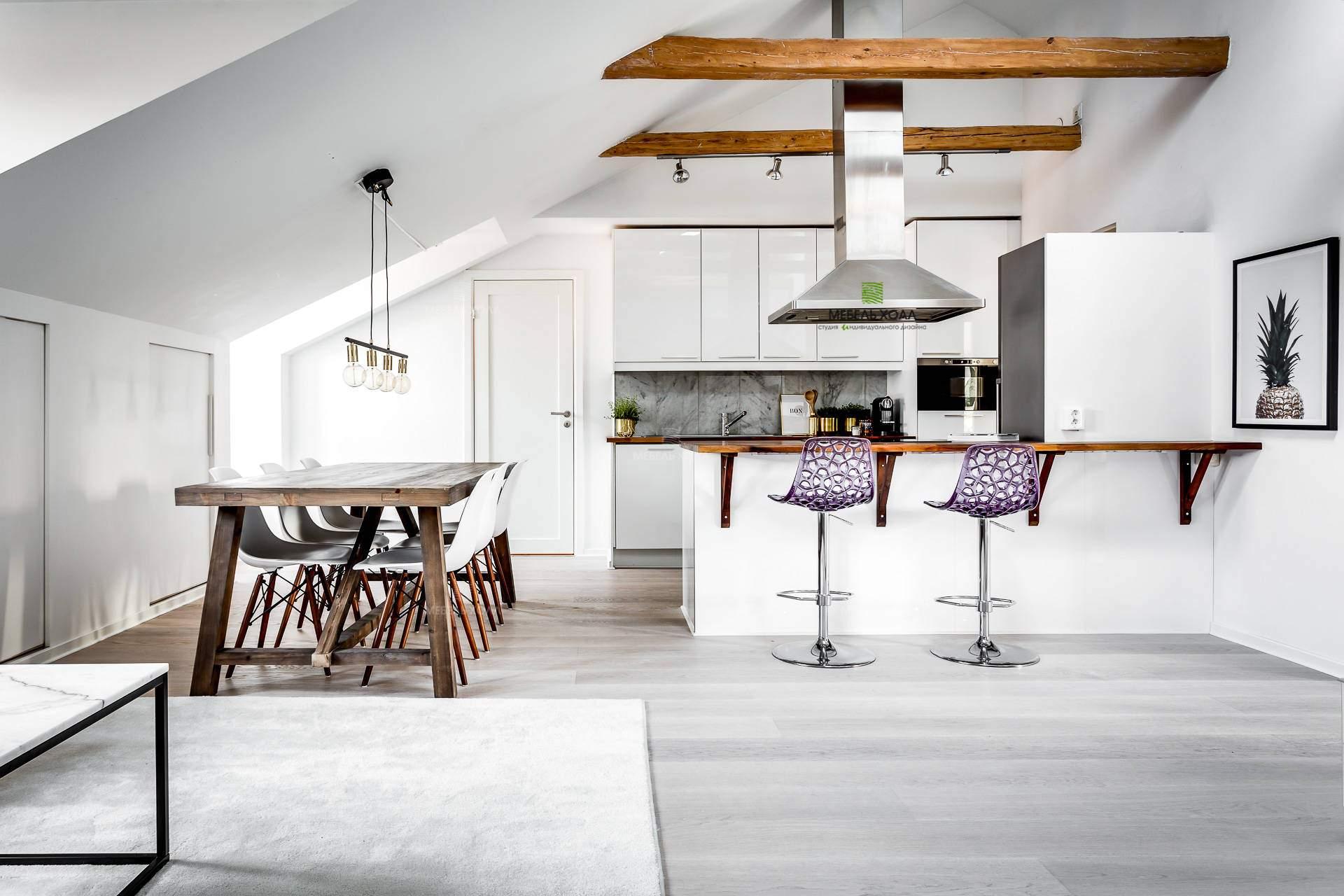 Как организовать кухонное пространство? Делаем кухню умной
